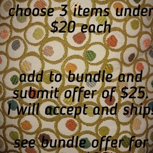 Other - Bundle Special